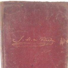 Libros antiguos: JOSÉ Mª DE PEREDA. OBRAS COMPLETAS. EDITORIAL AGUILAR, 1934. 1ª EDICIÓN. PLENA PIEL.. Lote 124021455