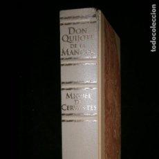 Libros antiguos: F1 DON QUIJOTE DE LA MANCHA MIGUEL DE CERVANTES EDICION MUNUMENTAL TOMO I. Lote 124074279