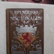 Libros antiguos: EPISODIOS NACIONALES TOMO IV GERONA - CADIZ B. PEREZ GALDOS. Lote 124199019