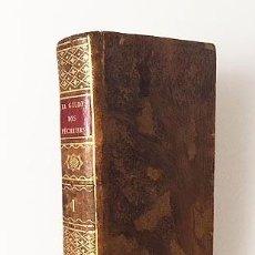 Libros antiguos: FRAY LUIS DE GRANADA : LA GUIDE DES PECHEURS (LYON, 1817) GUÍA DE PECADORES. Lote 124279259