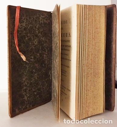 Libros antiguos: Fray Luis de Granada : La Guide des Pecheurs (Lyon, 1817) Guía de Pecadores - Foto 4 - 124279259