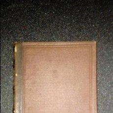 Libros antiguos: LITERATURA ESPAÑOLA. CLÁSICO.. Lote 124487963