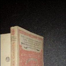 Libros antiguos: VALLE-INCLÁN. GENERACIÓN DEL 98. GUERRA CARLISTA. CARLISMO.. Lote 124489847
