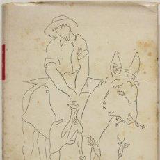 Libros antiguos: PLATERO Y YO. (ELEGÍA ANDALUZA). - JIMÉNEZ, JUAN RAMÓN.. Lote 123203723