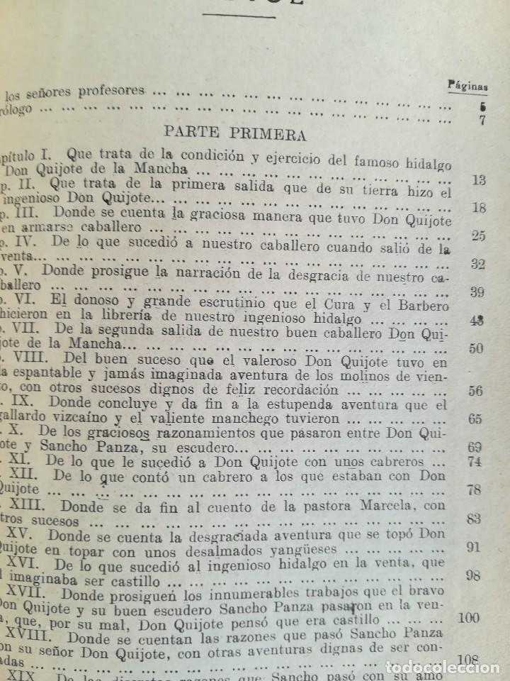 Libros antiguos: DON QUIJOTE DE LA MANCHA-EDICION PARA NIÑOS-DALMAU CARLES, PLA 1ª EDICION SIN FECHA-MAGNIFICO 1925 ? - Foto 11 - 124694403