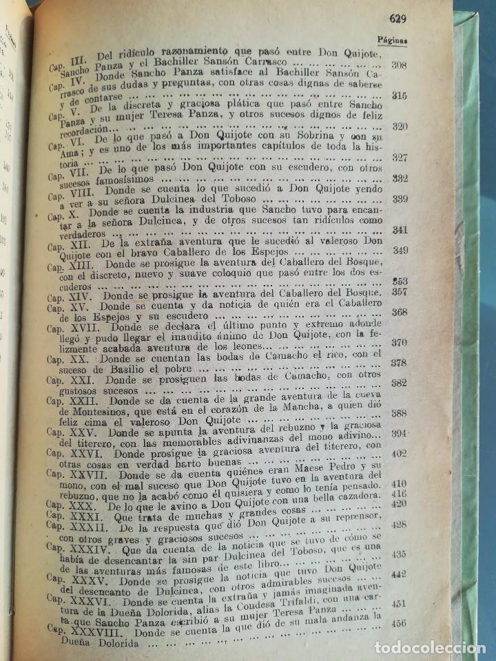 Libros antiguos: DON QUIJOTE DE LA MANCHA-EDICION PARA NIÑOS-DALMAU CARLES, PLA 1ª EDICION SIN FECHA-MAGNIFICO 1925 ? - Foto 13 - 124694403