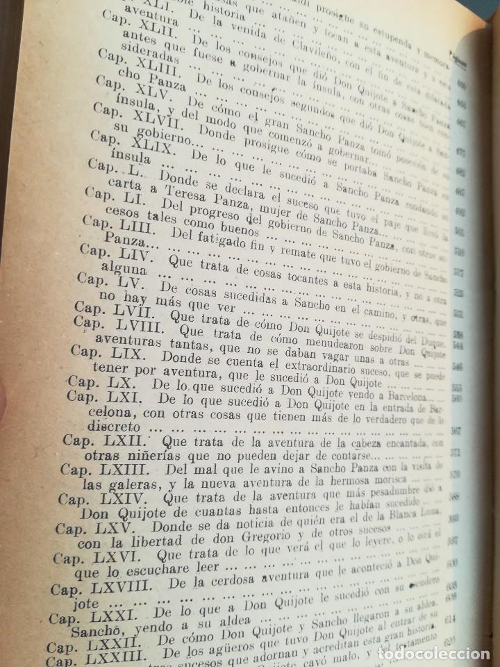 Libros antiguos: DON QUIJOTE DE LA MANCHA-EDICION PARA NIÑOS-DALMAU CARLES, PLA 1ª EDICION SIN FECHA-MAGNIFICO 1925 ? - Foto 14 - 124694403