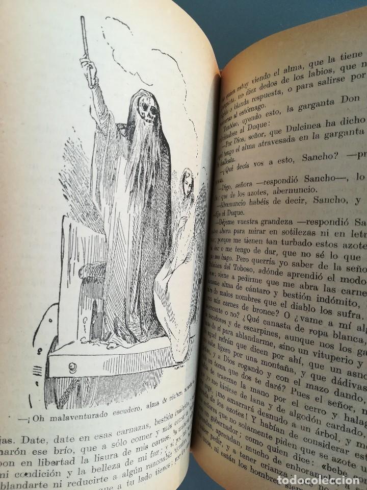 Libros antiguos: DON QUIJOTE DE LA MANCHA-EDICION PARA NIÑOS-DALMAU CARLES, PLA 1ª EDICION SIN FECHA-MAGNIFICO 1925 ? - Foto 21 - 124694403