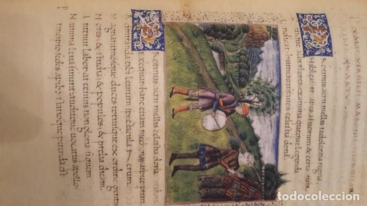Libros antiguos: BUCÓLICAS-GEORGICAS-ENEIDA - P. VIRGILIO MARON - Foto 13 - 123279431