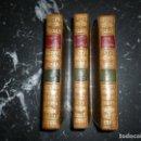 Libros antiguos: DON QUIXOTE DE LA MANCHA MIGUEL DE CERVANTES 1810 LEON (FR) TOMO 2-3-4 . Lote 125167183