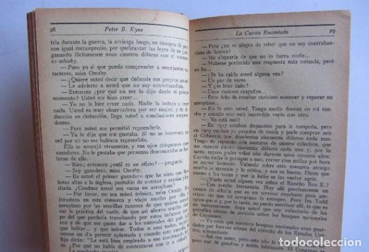 Libros antiguos: LOTE 12 LIBROS 1925-1935 10 LIBROS 1ªEDICIÓN Y 2 LIBROS 2ªEDICIÓN Editorial Juventud S.A. - Foto 5 - 125240063