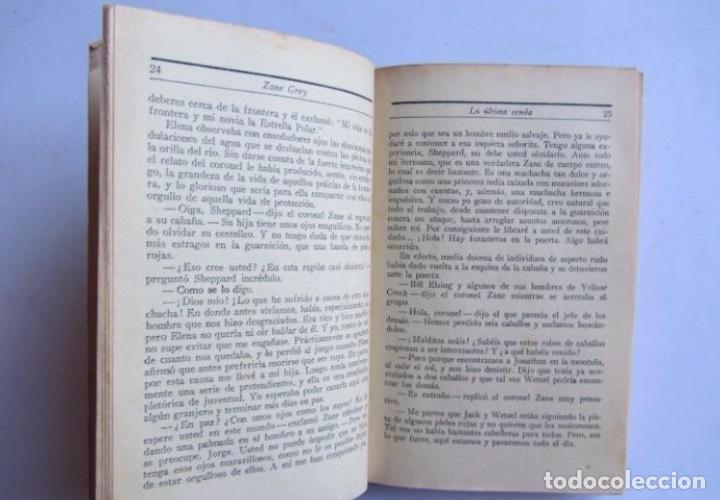 Libros antiguos: LOTE 12 LIBROS 1925-1935 10 LIBROS 1ªEDICIÓN Y 2 LIBROS 2ªEDICIÓN Editorial Juventud S.A. - Foto 9 - 125240063