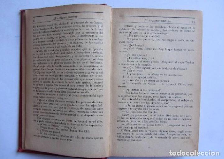 Libros antiguos: LOTE 12 LIBROS 1925-1935 10 LIBROS 1ªEDICIÓN Y 2 LIBROS 2ªEDICIÓN Editorial Juventud S.A. - Foto 11 - 125240063