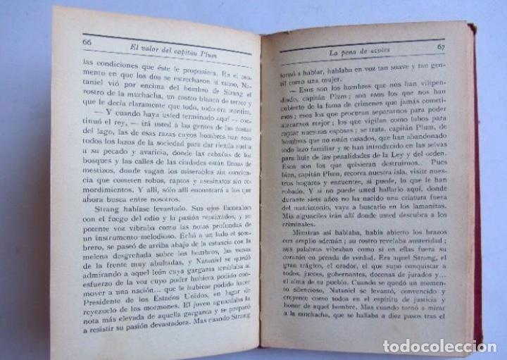 Libros antiguos: LOTE 12 LIBROS 1925-1935 10 LIBROS 1ªEDICIÓN Y 2 LIBROS 2ªEDICIÓN Editorial Juventud S.A. - Foto 13 - 125240063