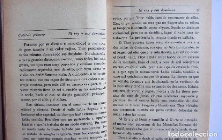 Libros antiguos: LOTE 12 LIBROS 1925-1935 10 LIBROS 1ªEDICIÓN Y 2 LIBROS 2ªEDICIÓN Editorial Juventud S.A. - Foto 15 - 125240063