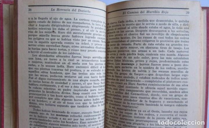 Libros antiguos: LOTE 12 LIBROS 1925-1935 10 LIBROS 1ªEDICIÓN Y 2 LIBROS 2ªEDICIÓN Editorial Juventud S.A. - Foto 19 - 125240063