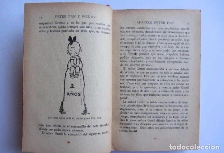 Libros antiguos: LOTE 12 LIBROS 1925-1935 10 LIBROS 1ªEDICIÓN Y 2 LIBROS 2ªEDICIÓN Editorial Juventud S.A. - Foto 21 - 125240063