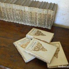 Libros antiguos: 26 OBRAS COMPLETAS DE V.BLASCO IBAÑEZ.. Lote 125404427