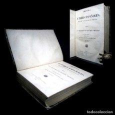 Libros antiguos: AÑO 1852 QUEVEDO VIDA DEL BUSCÓN SUEÑOS OBRAS SATÍRICAS VIDA Y BIBLIOGRAFÍA DE QUEVEDO RIVADENEYRA. Lote 125827803