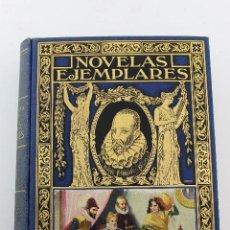 Libros antiguos: L- 4886. NOVELAS EJEMPLARES, M. CERVANTES SAAVEDRA. 1935. BIBLIOTECA HISPANIA.. Lote 125928403