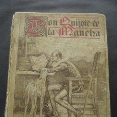 Libros antiguos: DON QUIJOTE DE LA MANCHA. ED. SATURNINO CALLEJA MADRID 1905. Lote 126102667