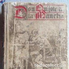 Libros antiguos: DON QUIJOTE DE LA MANCHA, ED. CALLEJA PARA ESCUELAS 1905. Lote 126161655