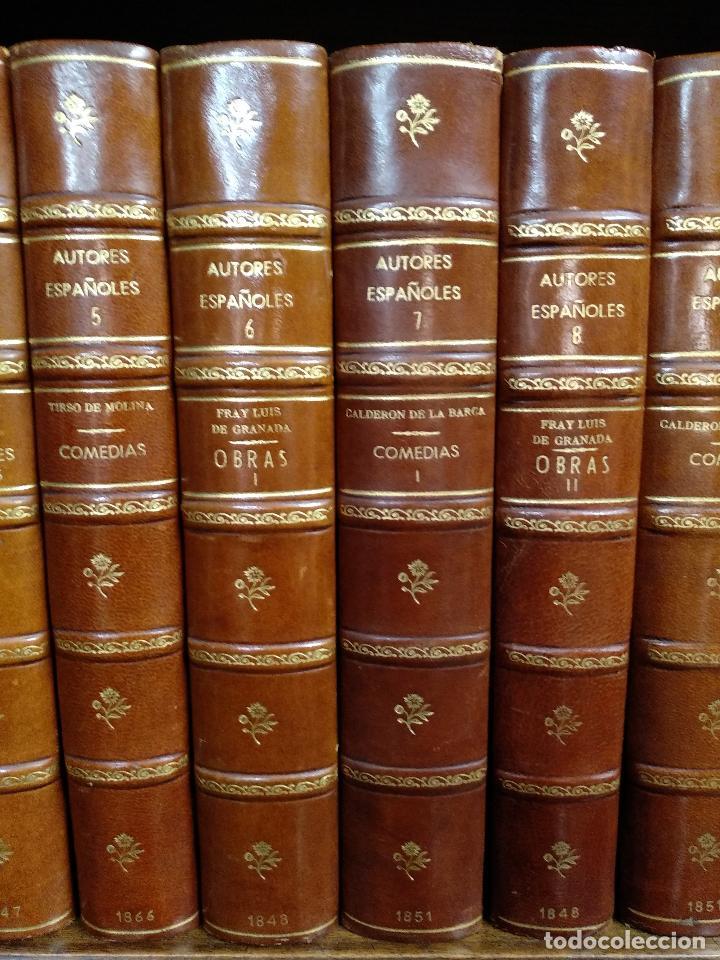 Libros antiguos: BIBLIOTECA DE AUTORES ESPAÑOLES - DESDE LA FORMACIÓN DEL LENGUAJE HASTA NUESTROS DÍAS - 1846 - - Foto 9 - 126165459