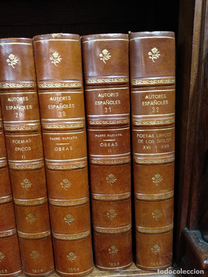 Libros antiguos: BIBLIOTECA DE AUTORES ESPAÑOLES - DESDE LA FORMACIÓN DEL LENGUAJE HASTA NUESTROS DÍAS - 1846 - - Foto 14 - 126165459
