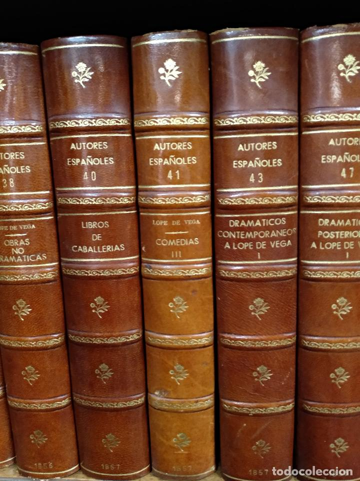 Libros antiguos: BIBLIOTECA DE AUTORES ESPAÑOLES - DESDE LA FORMACIÓN DEL LENGUAJE HASTA NUESTROS DÍAS - 1846 - - Foto 16 - 126165459
