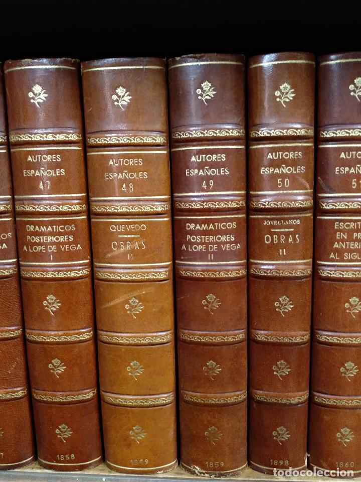 Libros antiguos: BIBLIOTECA DE AUTORES ESPAÑOLES - DESDE LA FORMACIÓN DEL LENGUAJE HASTA NUESTROS DÍAS - 1846 - - Foto 17 - 126165459