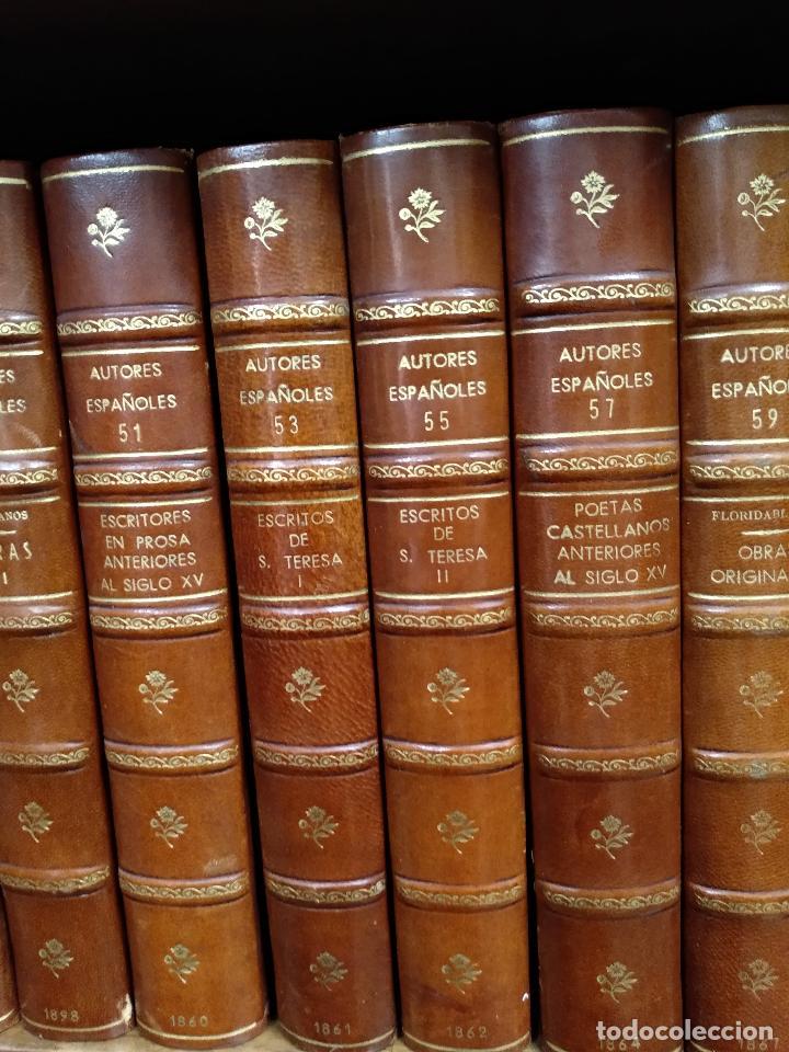 Libros antiguos: BIBLIOTECA DE AUTORES ESPAÑOLES - DESDE LA FORMACIÓN DEL LENGUAJE HASTA NUESTROS DÍAS - 1846 - - Foto 18 - 126165459