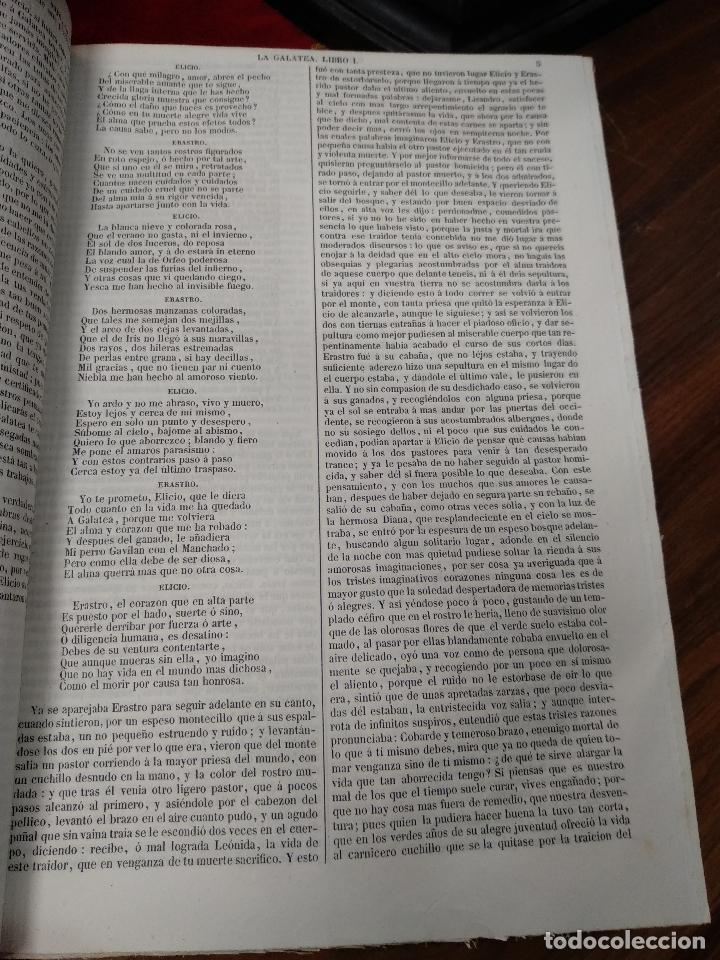 Libros antiguos: BIBLIOTECA DE AUTORES ESPAÑOLES - DESDE LA FORMACIÓN DEL LENGUAJE HASTA NUESTROS DÍAS - 1846 - - Foto 26 - 126165459