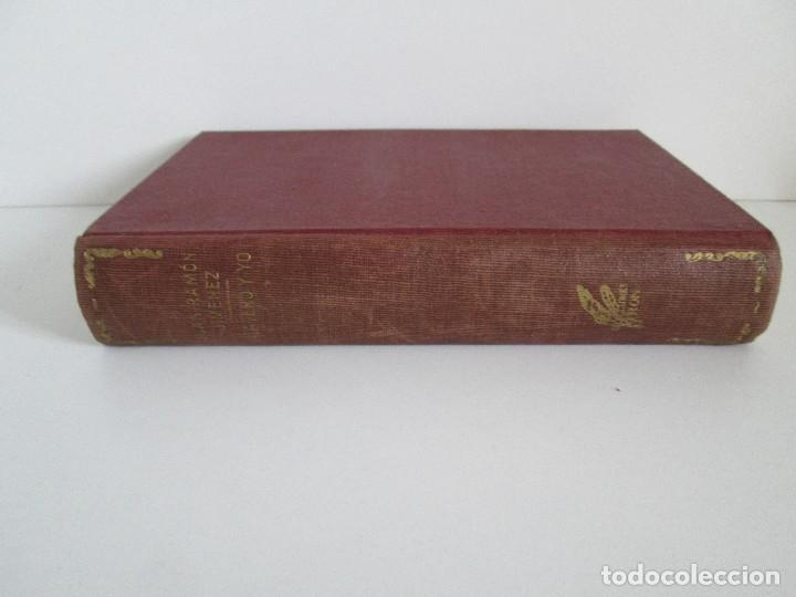 Libros antiguos: JUAN RAMON JIMENEZ. PLATERO Y YO. ESTE LIBRO PERTENECIO AL MINISTRO GREGORIO LOPEZ BRAVO. - Foto 2 - 126219519