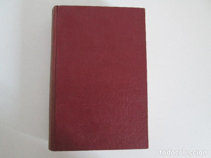 Libros antiguos: JUAN RAMON JIMENEZ. PLATERO Y YO. ESTE LIBRO PERTENECIO AL MINISTRO GREGORIO LOPEZ BRAVO. - Foto 6 - 126219519