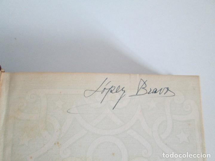 Libros antiguos: JUAN RAMON JIMENEZ. PLATERO Y YO. ESTE LIBRO PERTENECIO AL MINISTRO GREGORIO LOPEZ BRAVO. - Foto 18 - 126219519