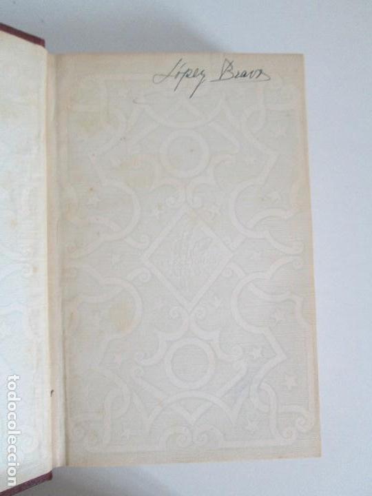Libros antiguos: JUAN RAMON JIMENEZ. PLATERO Y YO. ESTE LIBRO PERTENECIO AL MINISTRO GREGORIO LOPEZ BRAVO. - Foto 19 - 126219519