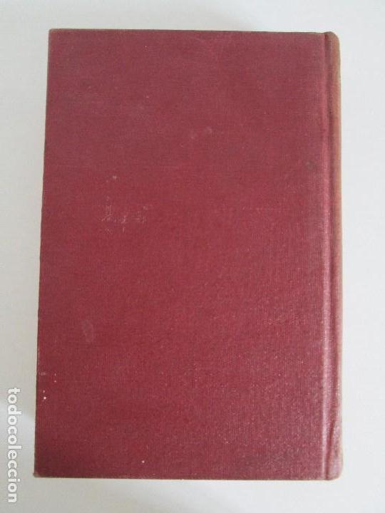 Libros antiguos: JUAN RAMON JIMENEZ. PLATERO Y YO. ESTE LIBRO PERTENECIO AL MINISTRO GREGORIO LOPEZ BRAVO. - Foto 20 - 126219519