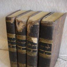 Libros antiguos: 1817. LE SAGE. AVENTURAS DE GIL BLAS DE SANTILLANA. Lote 126365247