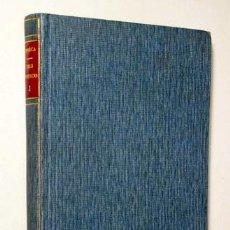 Libros antiguos: SENECA - DELS BENEFICIS, VOL I. LLIBRES I-IV - TEXT ORIGINAL I TRADUCCIÓ - BERNAT METGE 1933. Lote 126423096