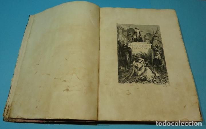 LA JERUSALEM LIBERTADA DE TORCUATO TASSO. PUESTA EN VERSO POR TTE.GRAL. MARQUÉS DE LA PEZUELA. 1855 (Libros antiguos (hasta 1936), raros y curiosos - Literatura - Narrativa - Clásicos)
