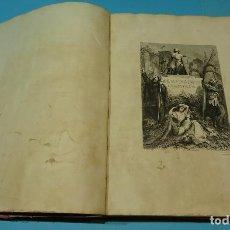 Libros antiguos: LA JERUSALEM LIBERTADA DE TORCUATO TASSO. PUESTA EN VERSO POR TTE.GRAL. MARQUÉS DE LA PEZUELA. 1855. Lote 126888943