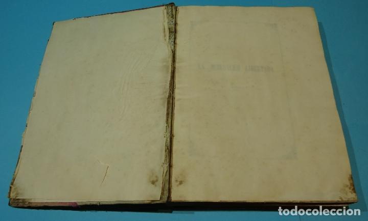 Libros antiguos: LA JERUSALEM LIBERTADA DE TORCUATO TASSO. PUESTA EN VERSO POR TTE.GRAL. MARQUÉS DE LA PEZUELA. 1855 - Foto 5 - 126888943