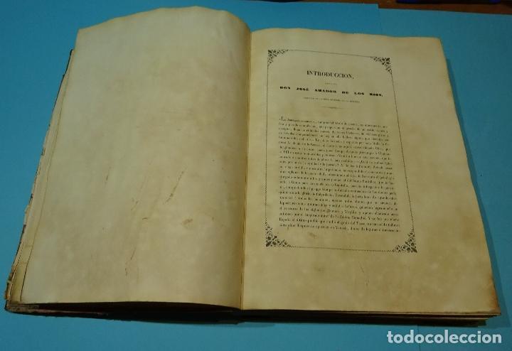 Libros antiguos: LA JERUSALEM LIBERTADA DE TORCUATO TASSO. PUESTA EN VERSO POR TTE.GRAL. MARQUÉS DE LA PEZUELA. 1855 - Foto 9 - 126888943