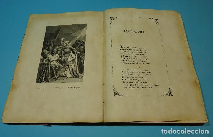 Libros antiguos: LA JERUSALEM LIBERTADA DE TORCUATO TASSO. PUESTA EN VERSO POR TTE.GRAL. MARQUÉS DE LA PEZUELA. 1855 - Foto 10 - 126888943