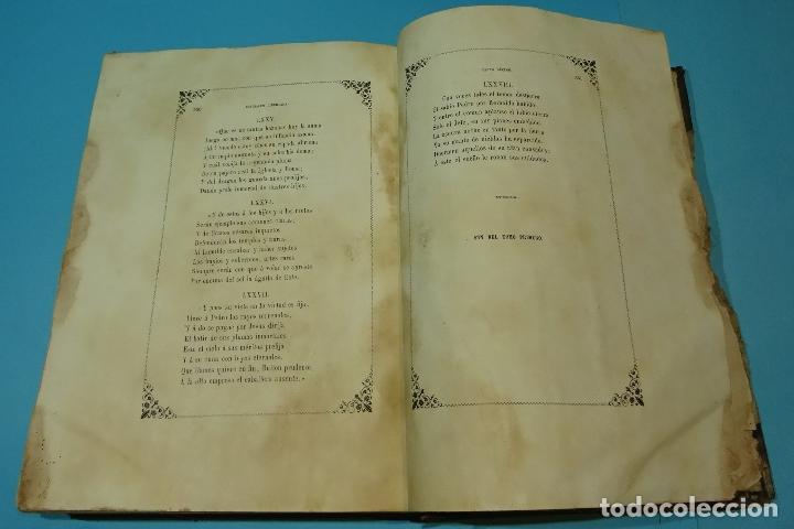 Libros antiguos: LA JERUSALEM LIBERTADA DE TORCUATO TASSO. PUESTA EN VERSO POR TTE.GRAL. MARQUÉS DE LA PEZUELA. 1855 - Foto 13 - 126888943