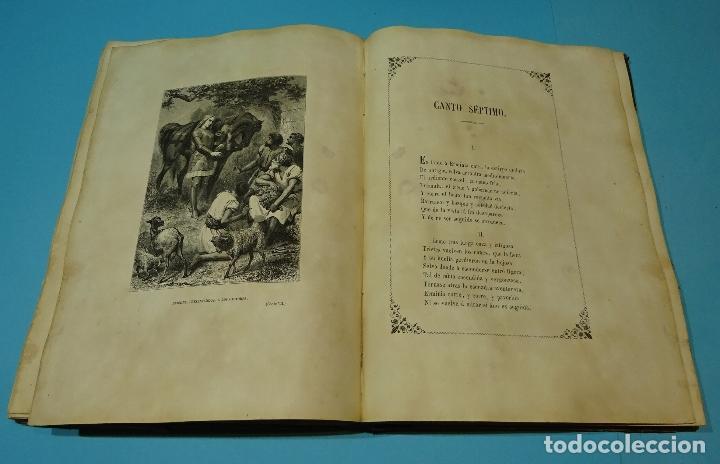 Libros antiguos: LA JERUSALEM LIBERTADA DE TORCUATO TASSO. PUESTA EN VERSO POR TTE.GRAL. MARQUÉS DE LA PEZUELA. 1855 - Foto 14 - 126888943