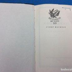 Libros antiguos: LOS CLÁSICOS DEL SIGLO XX / JOSÉ JANÉS . Lote 127153659