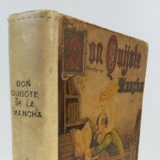 Libros antiguos: DON QUIJOTE DE LA MANCHA. MIGUEL CERVANTES. EDIT SATURNINO CALLEJA. MADRID. 1876.. Lote 127333139