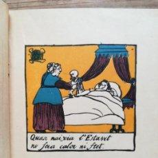 Libros antiguos: L'AUCA DEL SENYOR ESTEVE - RUSIÑOL, SANTIAGO. Lote 118866270
