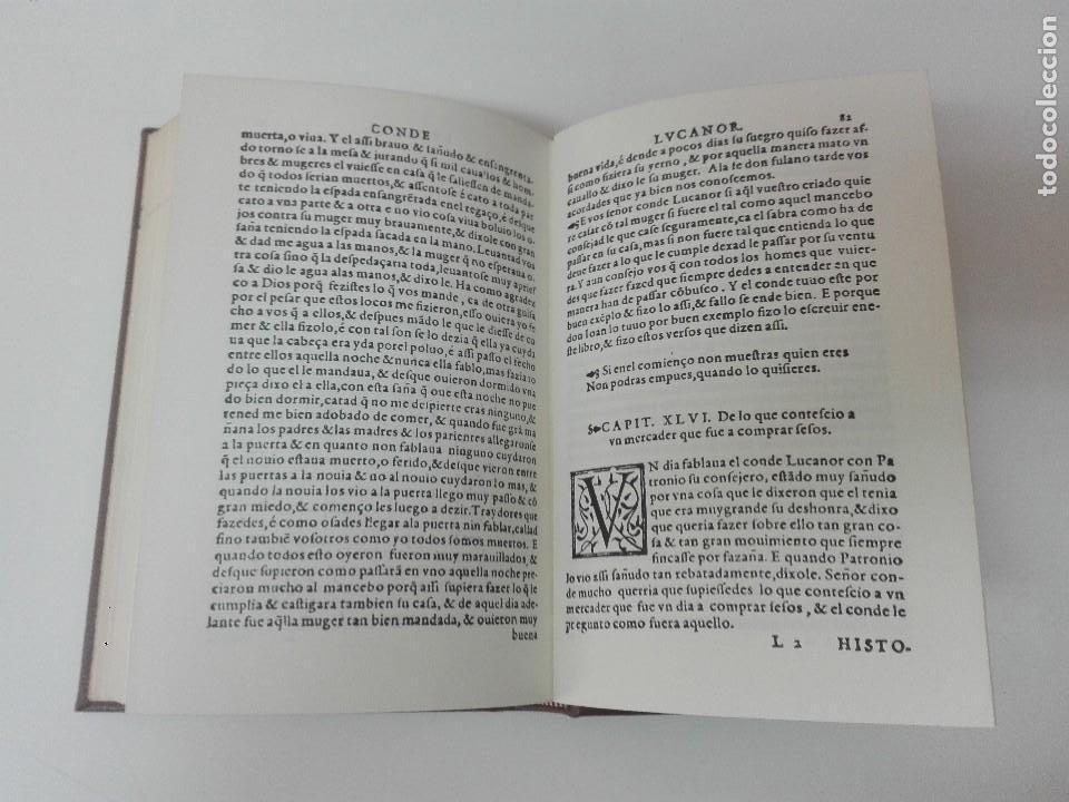 Libros antiguos: Coleccion de clasicos castellanos edicion limitada y numerada de 1499 ejemplares muy buen estado - Foto 4 - 127791803